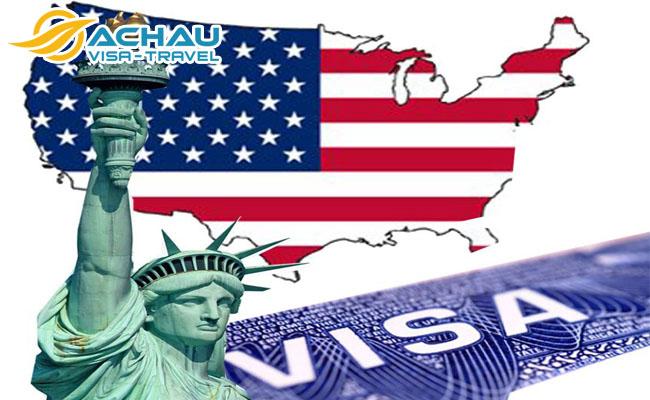xin Visa Mỹ đi du lịch