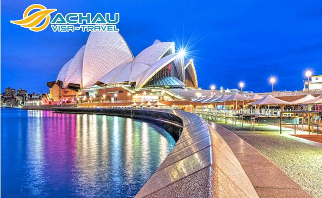 visa Úc 3