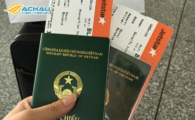 Đi du lịch Thái Lan có cần Passport và Visa không? 2