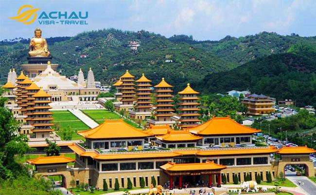 kinh đô Phật giáo Đài Loan