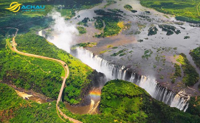 du lịch châu Phi 1