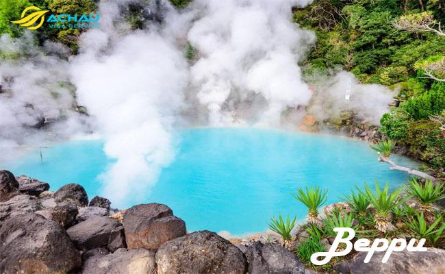 Chiêm ngưỡng 5 hồ nước nóng tuyệt đẹp trên thế giới 2