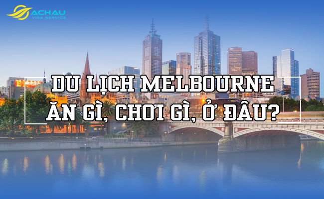 Du lịch Melbourne