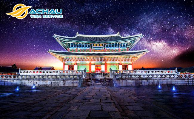 Cung điện Gyeongbok-gung 3