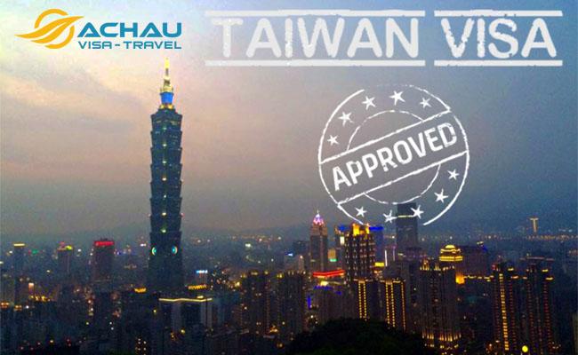 Quy định mới về việc xin visa Đài Loan đã ảnh hưởng gì đến các đương đơn?