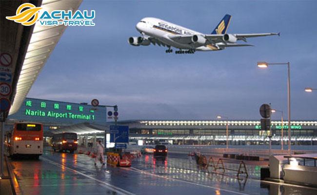 Có cần xin visa du lịch Nhật Bản khi quá cảnh ở đây không? 1