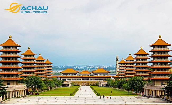 kinh đô Phật giáo Đài Loan 4