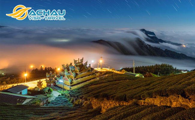 du lịch Đài Loan 3