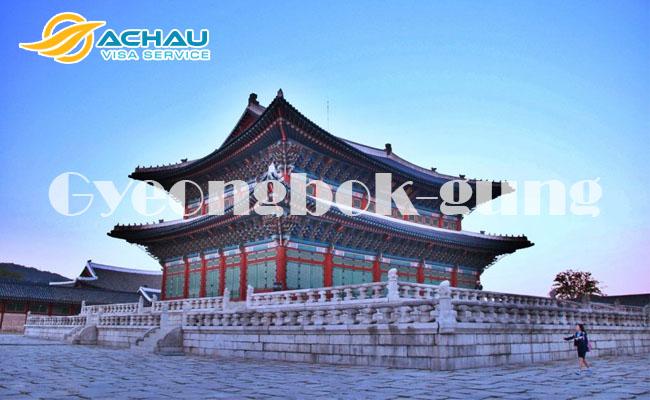 Cung điện Gyeongbok-gung