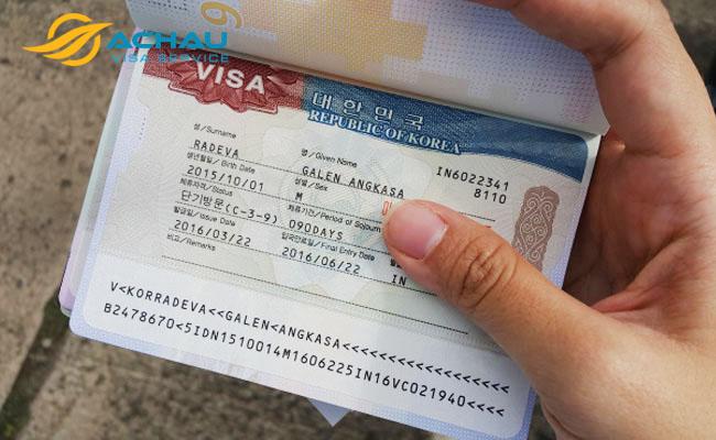 Quá hạn visa du lịch Hàn Quốc sẽ bị xử phạt như thế nào?