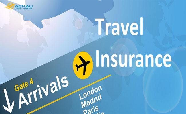 Xin visa Schengen có bắt buộc  mua bảo hiểm du lịch không?