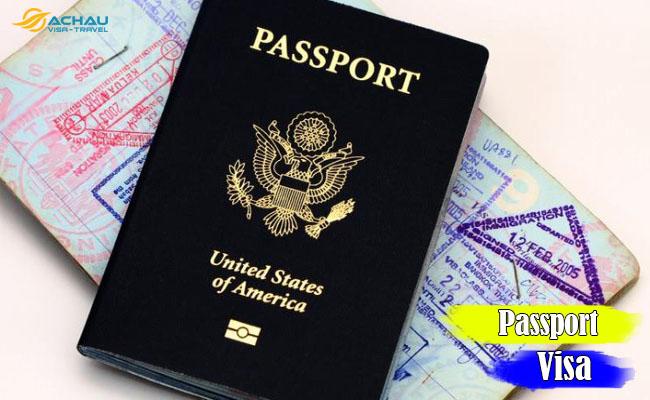 visa và passport