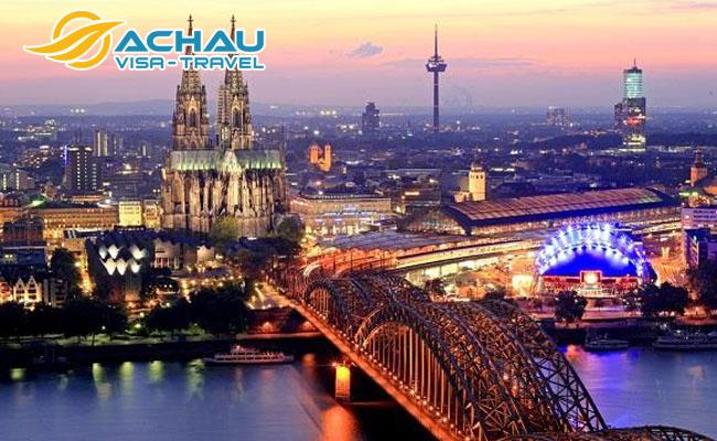 visa Đức 3