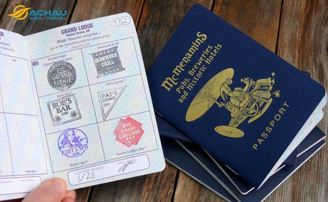 Visa có phải là thước đo sự uy tín giữa các quốc gia không? 2