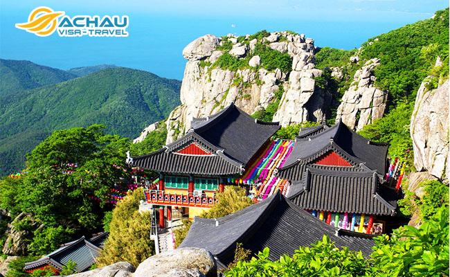 Du lịch Hàn Quốc kết hợp thiền định, tại sao không? 1