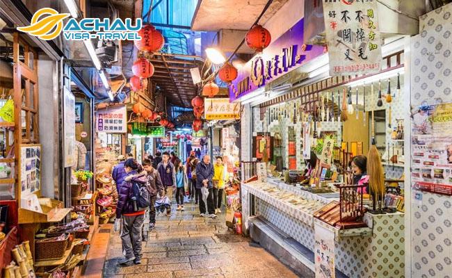 làng cổ Cửu Phần và làng cổ Thập Phần ở Đài Loan 4