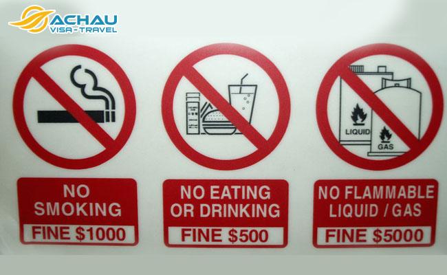 Điều cần lưu ý để tránh gặp rắc rối khi đi du lịch nước ngoài, du lịch nước ngoài 1