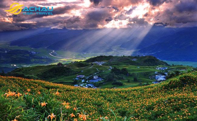 Hoa Liên: địa điểm ở  Đài Loan của các tín đồ du lịch bụi