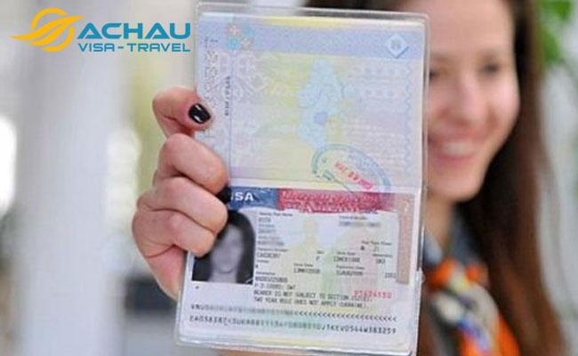 Điều kiện hộ chiếu như thế nào mới xin được visa du lịch Mỹ? 2