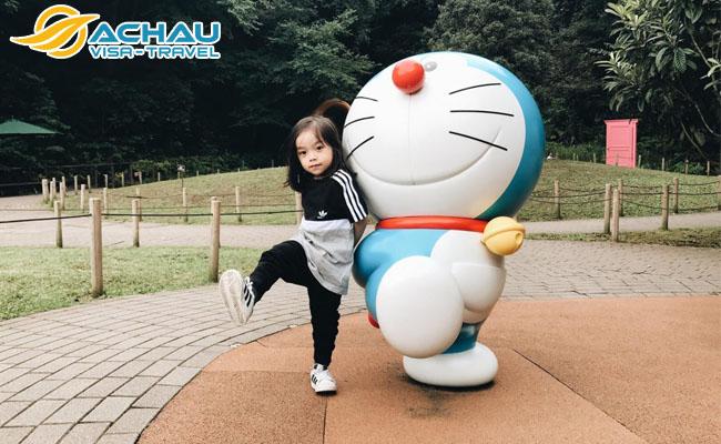 Thử thách du lịch Nhật Bản cùng con nhỏ 1