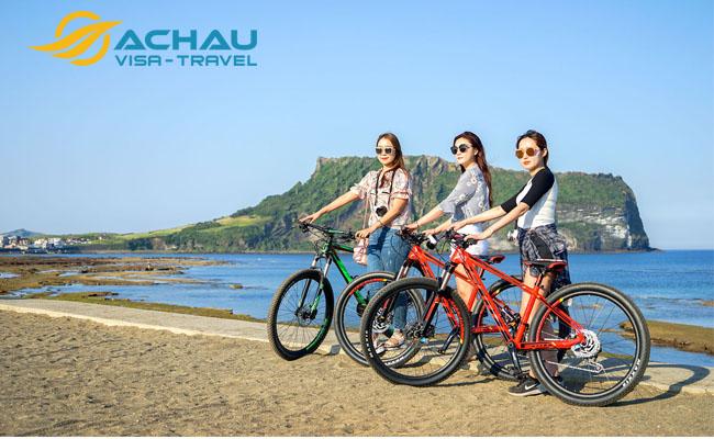 Jeju: Hòn đảo Tam đa, Tam vô đầy thú vị của Hàn Quốc 4