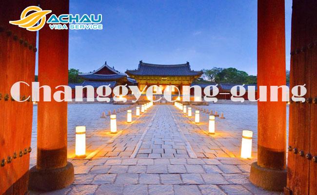 Cung điện Changgyeong-gung