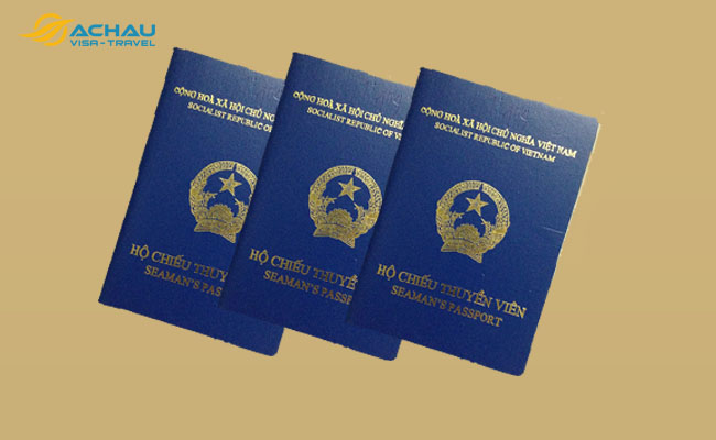 hộ chiếu Việt Nam 3