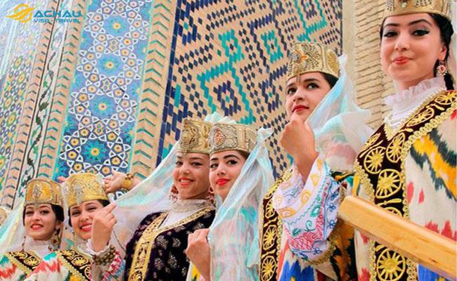 đất nước Uzbekistan 4