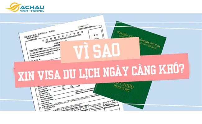 Vì sao xin visa du lịch Đài Loan, Hàn Quốc ngày càng khó? 2