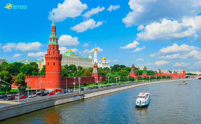 Xem World Cup 2018 ở Nga nhưng không lo visa  3