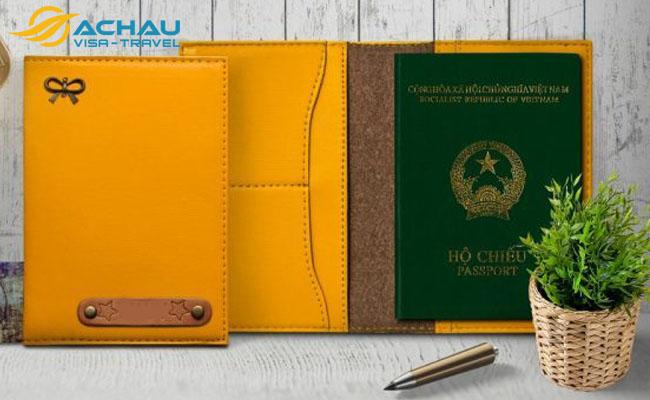 thủ tục làm hộ chiếu 3