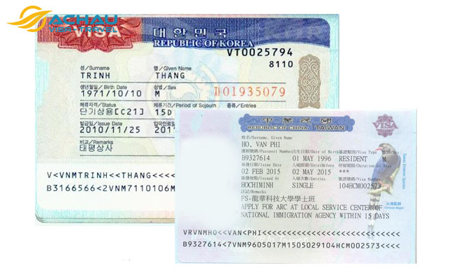 Từng bị trục xuất khỏi Hàn Quốc thì có xin visa du lịch Đài Loan được không? 3