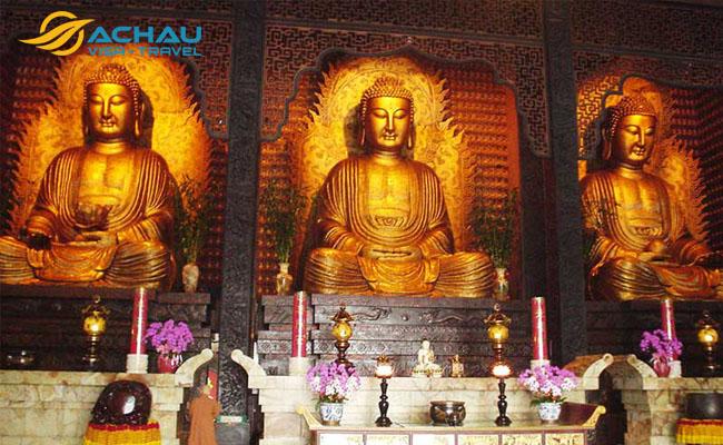 kinh đô Phật giáo Đài Loan 2