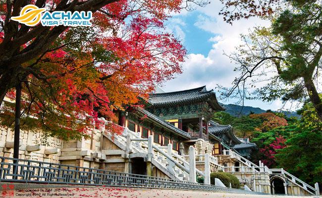 Du lịch Hàn Quốc kết hợp thiền định, tại sao không? 2