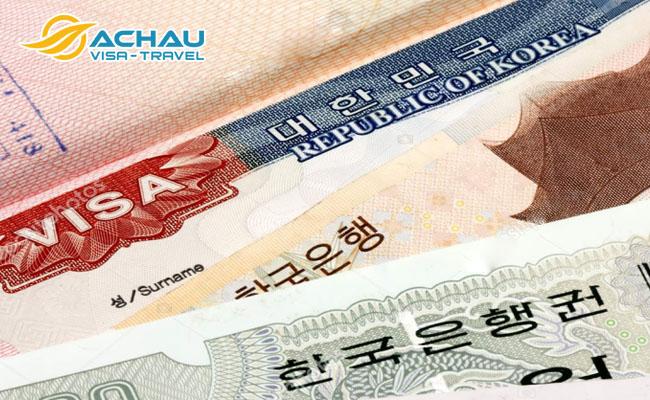 Cách xin visa Hàn Quốc thành công mà không cần chứng minh tài chính 2