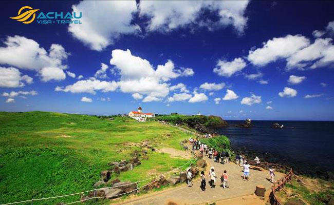 du lịch Hàn Quốc tiết kiệm