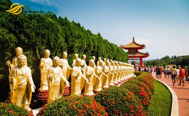 kinh đô Phật giáo Đài Loan 3