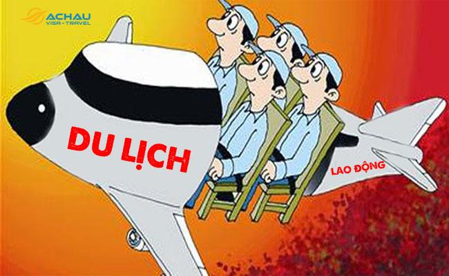 Vì sao xin visa du lịch Đài Loan, Hàn Quốc ngày càng khó?