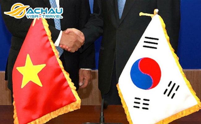 Thủ tục visa công tác Hàn Quốc 1