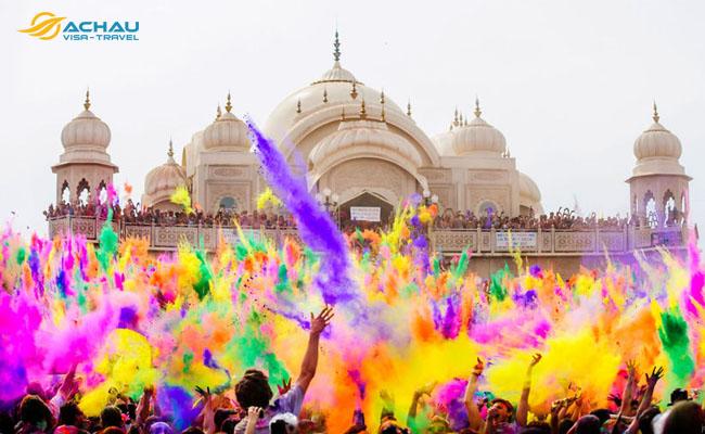 Du lịch thế giới với 12 lễ hội đặc sắc trong năm 3
