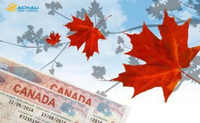 xin visa Canada 2