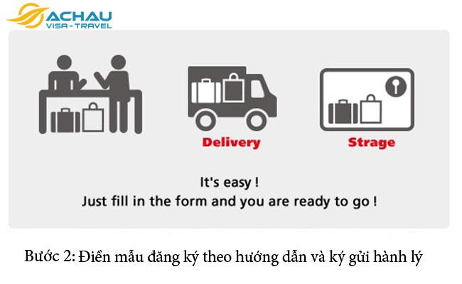 Có nên sử dụng dịch vụ vận chuyển hành lý Hands-free travel khi du lịch Nhật Bản không? 2
