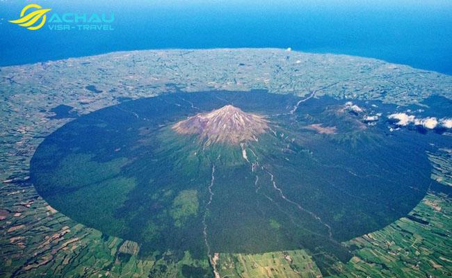 Khám phá ngọn núi Taranaki được trao quyền công dân ở New Zealand 2