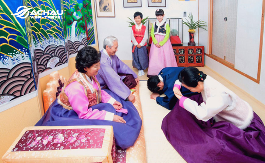 Văn hóa chào hỏi của người Hàn Quốc 4