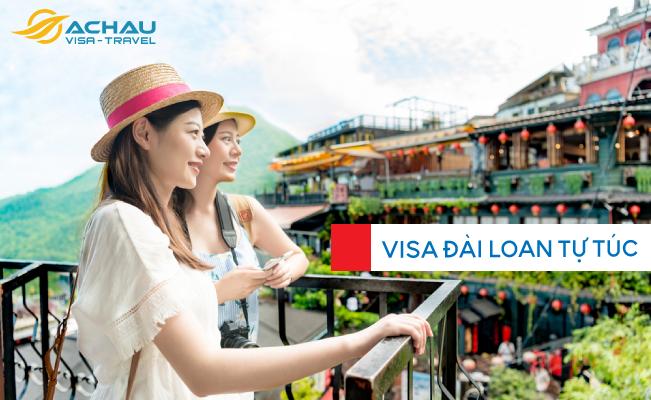 visa Đài Loan diện du lịch