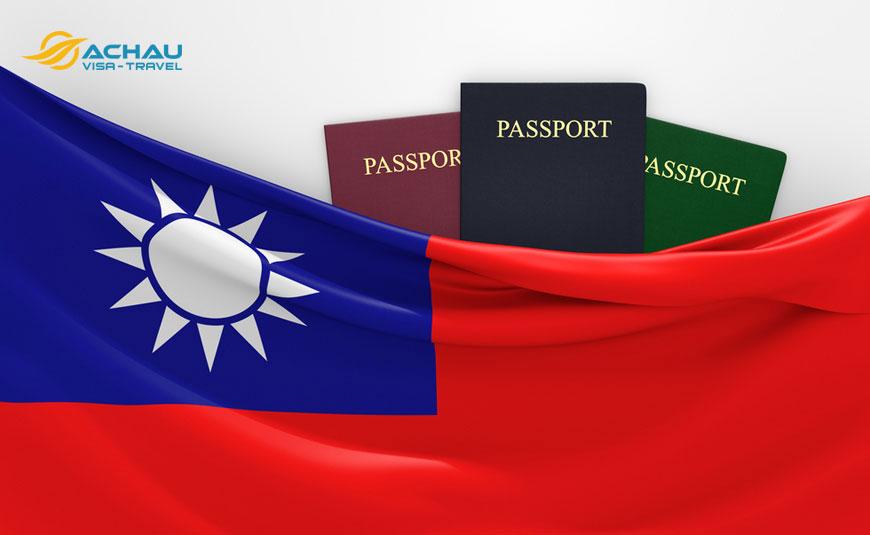 Visa công tác Đài Loan
