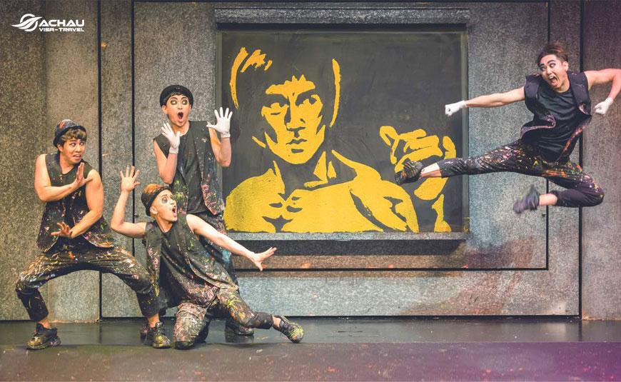 Du lịch Hàn Quốc: Nên xem Nanta Show và The Painters-Hero? 4