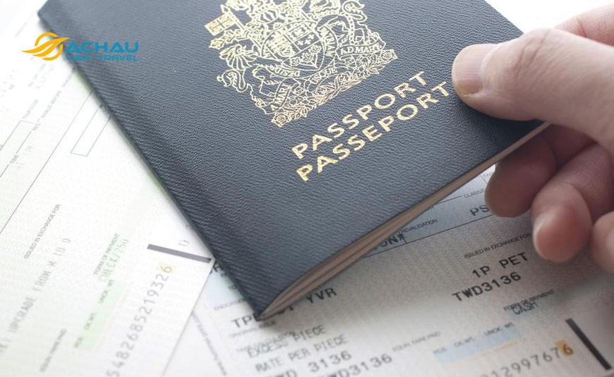 Kinh nghiệm xin visa du lịch Canada