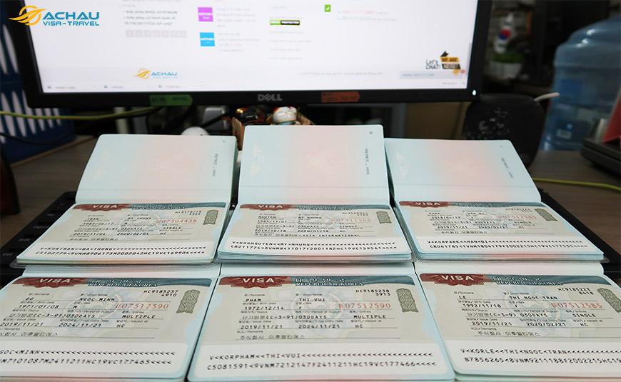 Xin visa Hàn Quốc tự túc có khó không? 2