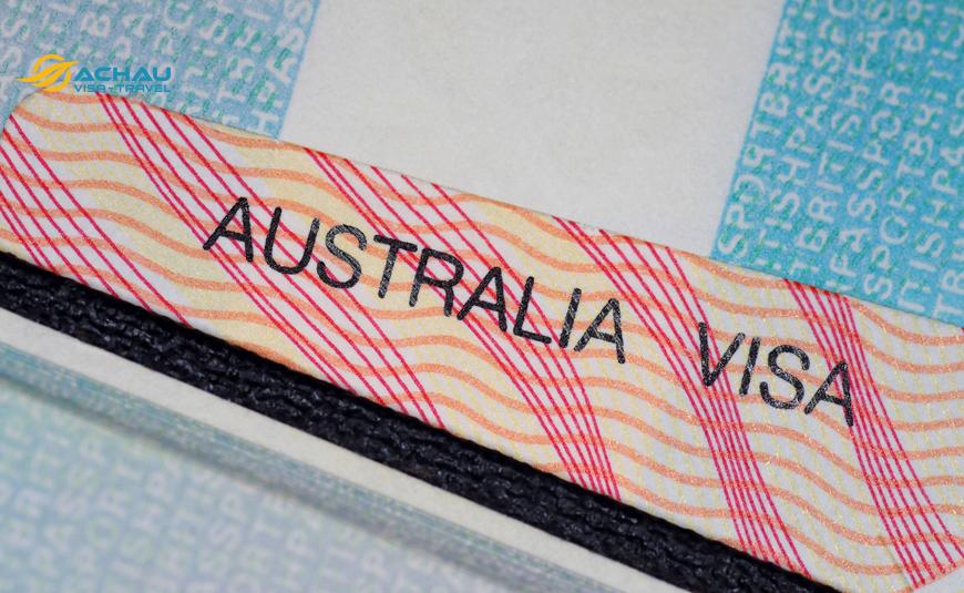 Xin visa Úc diện thăm thân